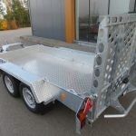 Ifor Williams GH94 machinetransporter 280x131cm 2700kg