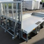 Ifor Williams machinetransporter 366x157cm 3500kg