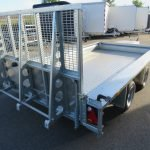 Ifor Williams GX126 machinetransporter 366x184cm 3500kg